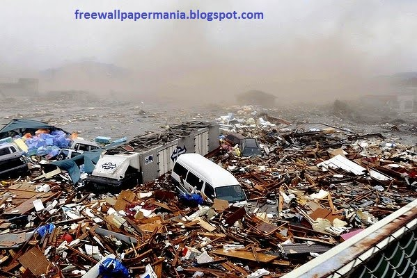 Earth Quake Damages In Japan Images Picturestsunami Images Earthquake Of 8 9 In Japan Made A Big Financial Loss Images Pictures Tsunami Hits In Hawaii