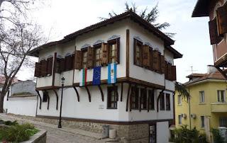 Caso antiguo de Plovdiv.