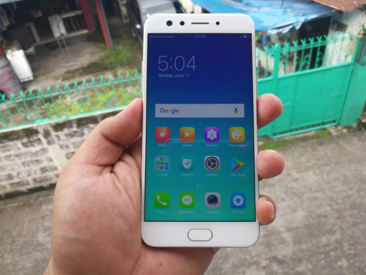 OPPO F3 Review; The Group Selfie Expert