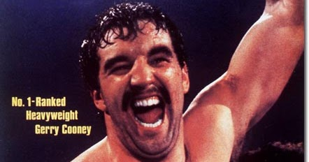 The Boxing Guru S Hall Of Favorites Gerry Cooney