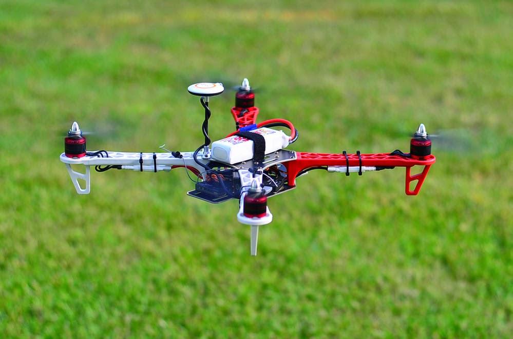 Panduan Lengkap cara Membuat Quadcopter Sederhana Sendiri Terbaru 2018