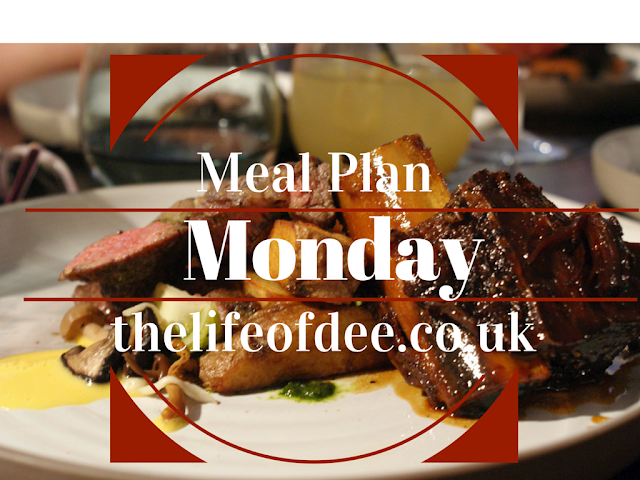 Meal Plan Monday Link Up