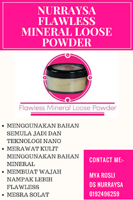 Flawless Mineral Loose Powder