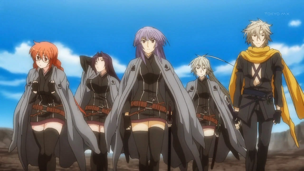 DubSub - Anime Reviews: Sekirei Pure Engagement Anime Review
