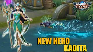 Inilah Tanggal Rilis, Skill Hero Baru Kadita Mobile Legends