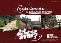 Es presenta Experiències al Gironès: 76 pàgines per gaudir de la comarca