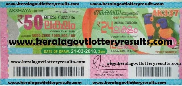 http://www.keralagovtlotteryresults.com/2018/03/21-akshaya-AK337-kerala-lottery-results.html