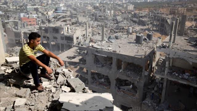 Israel utilizó armas francesas durante su última ofensiva a Gaza
