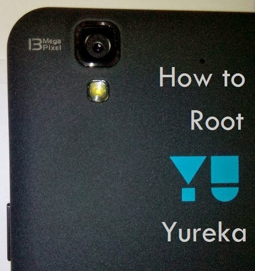 How to Root Yu Yureka (and install clockworkmod recovery) - Droidiser