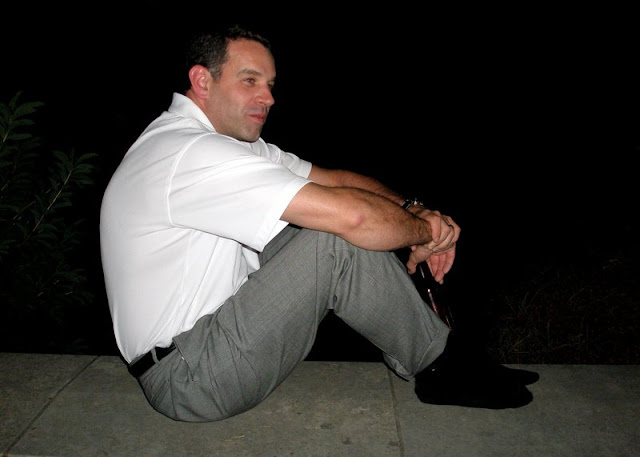 What Is My Paypal Email >> Shoeless Men: Men in socks - August 30, 2011
