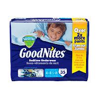 GoodNites Boy SM BP 35ct 007.04.0256 Night-Time Potty Training #betternights #pmedia #ad 19