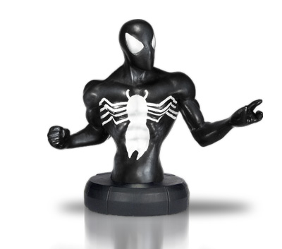 Spiderman black busto