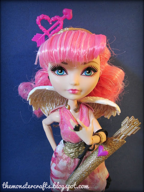 Ever After High Cupid review