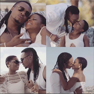 My Love For Flavour Brought Us Together- Chidinma Confesses