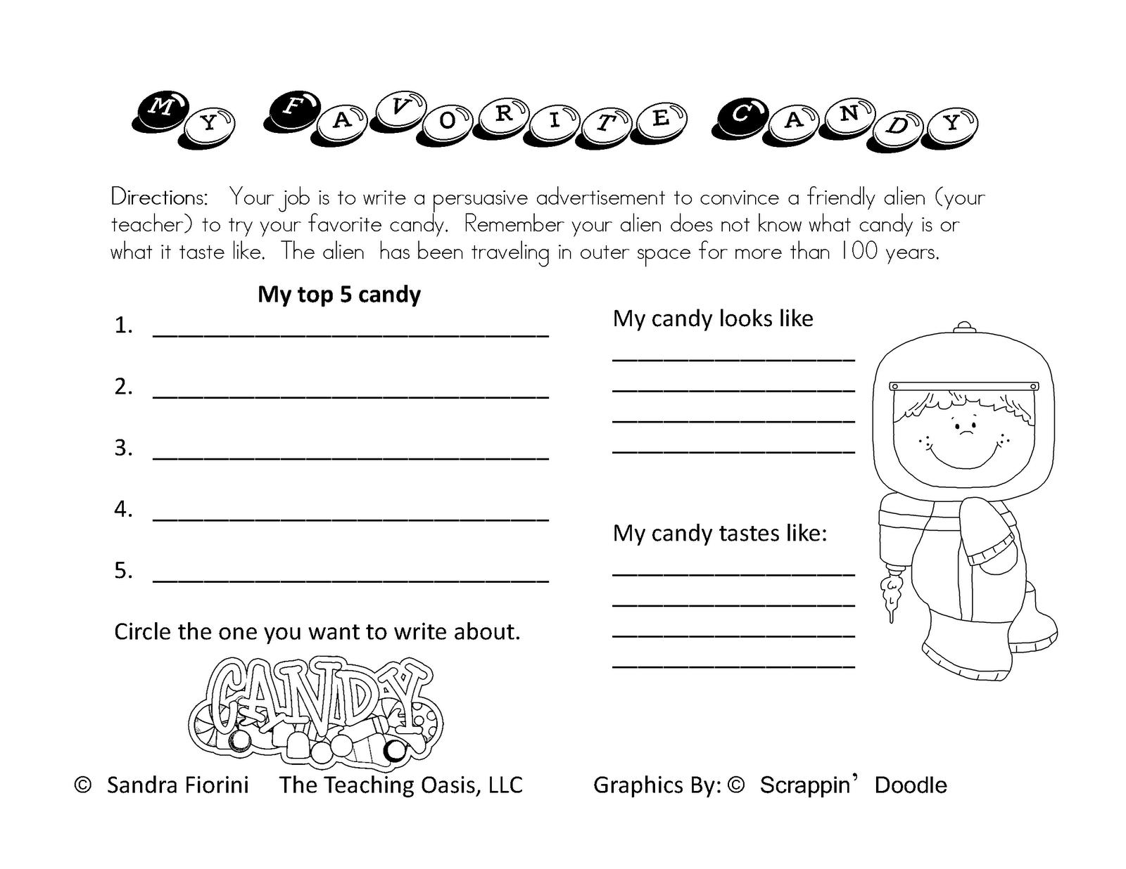 Persuasive Essay Prompts 7th Grade