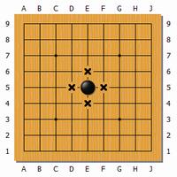 4氣的棋子