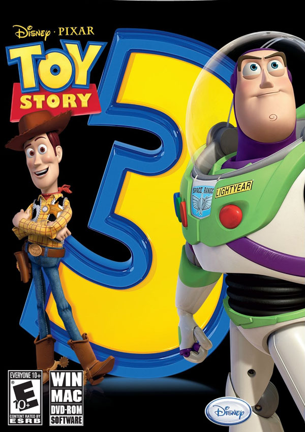 Toy Story 3 The Video Game Download Cover Free