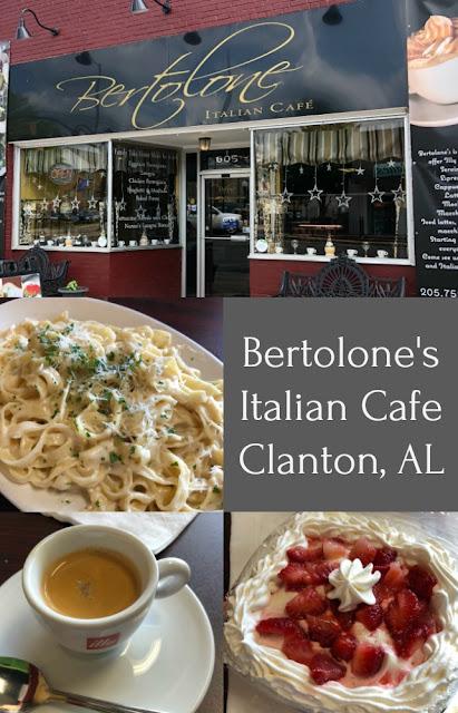 Bertolone's Italian Cafe 3422, 605 2nd Ave N, Clanton, AL 35045