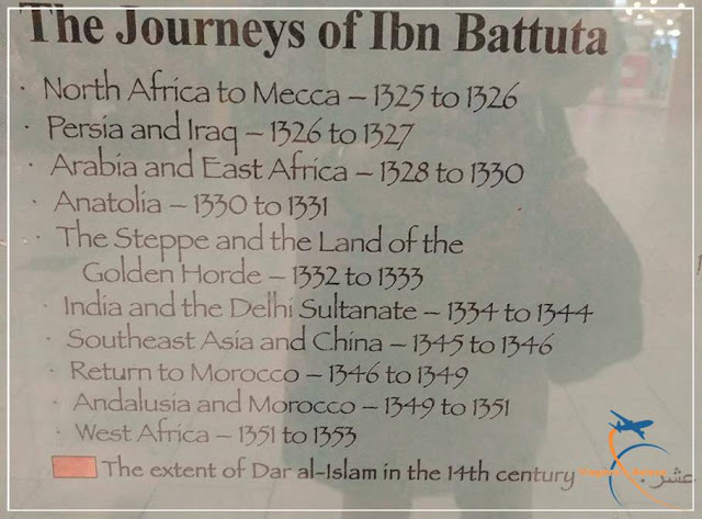 Itinerário de Ibn Battuta