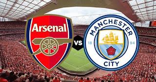 Prediksi Arsenal vs Manchester City - Liga Inggris 2/3/2018 Siaran Langsung MNCTV