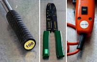 Werkzeuge mit Aufklebern kennzeichnen