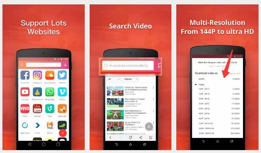 YouTube video Downloader free download, Youtube downloader apps