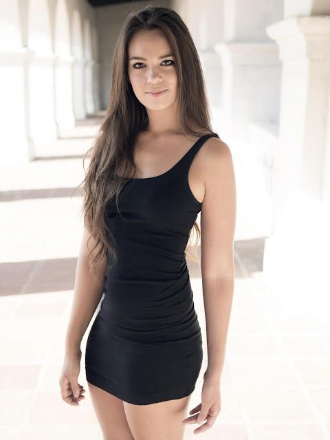 Short Mini Tight Dress in Black