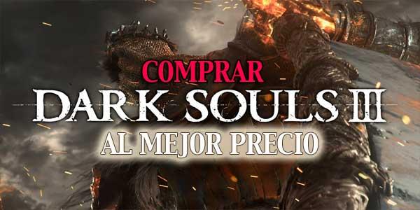 comprar dark souls 3 al mejor precio