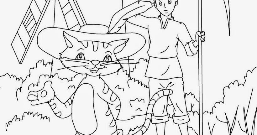 Cuentos Infantiles Actividades Para El Gato Con Botas