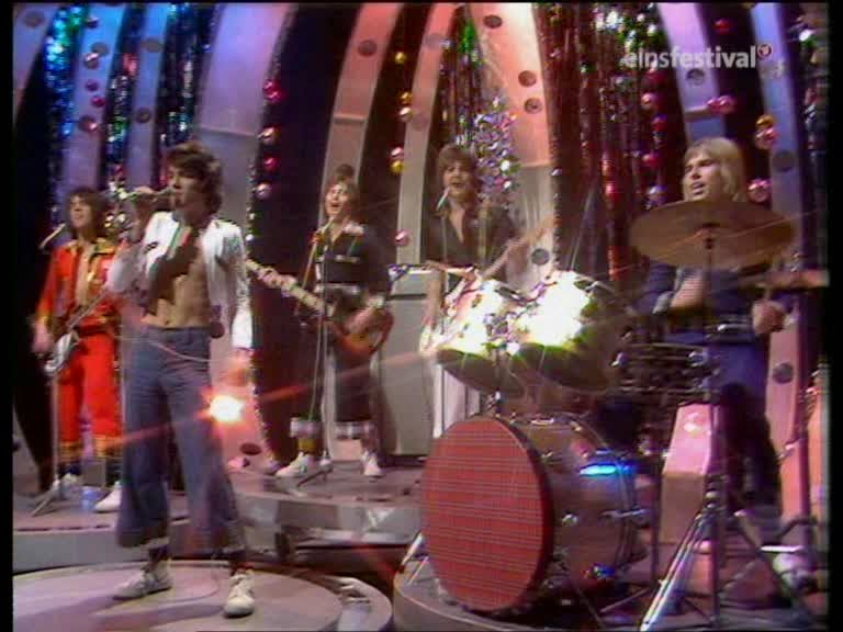 Top Of The Pops 1970 1975 25th December 1975