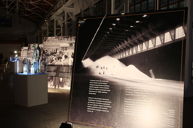 Exposición de Sefanitro