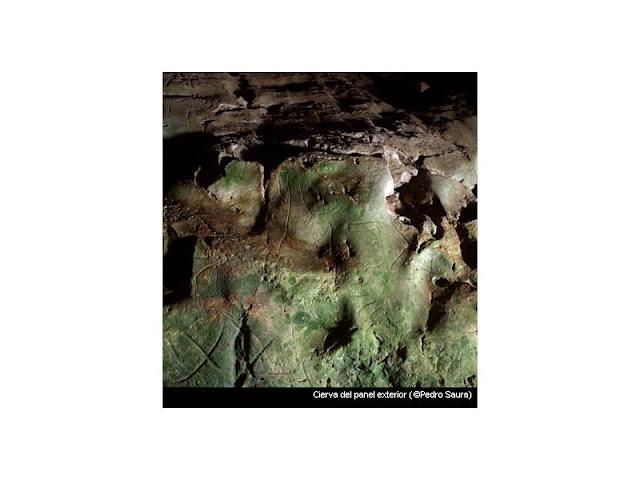 Apertura de La Cueva del Moro Chufín ?en Riclones? (Rionansa) durante  Semana Santa.