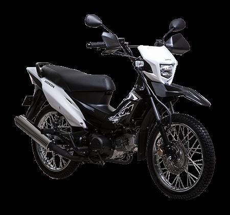 Honda XRM125 Dual Sport, Motor Bebek Trail