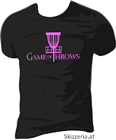 Game Of Throws - Disc Golf Shirt