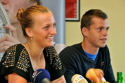 ALL SPORTS PLAYERS: Petra Kvitova Boyfriend Adam Pavlasek ...
