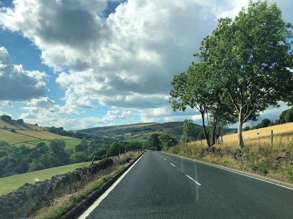 A Jaunt To The Peak District