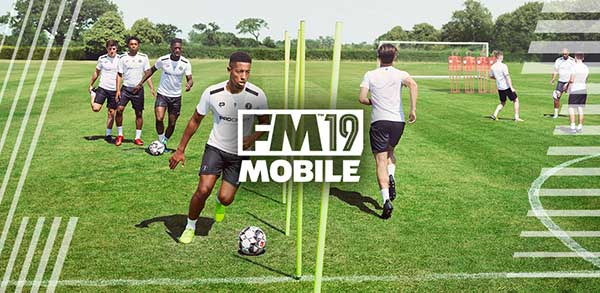 Football Manager 2019 Mobile APK + DATA OBB (FM 19 Mobile) Free Download