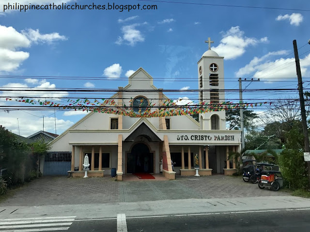 SANTO CRISTO PARISH CHURCH, Tarlac City, Tarlac, Philippines