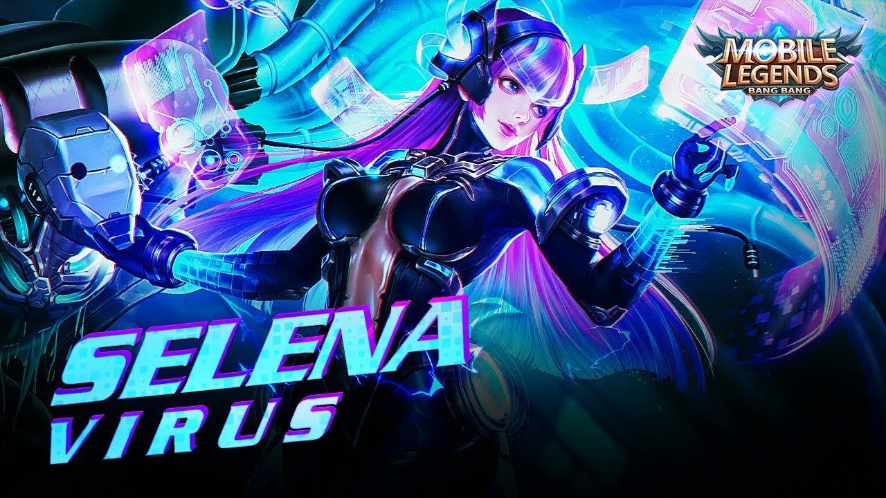 Build Selena Terbaik Sekali Kena Musuh Langsung Mati Mobile Legends 2