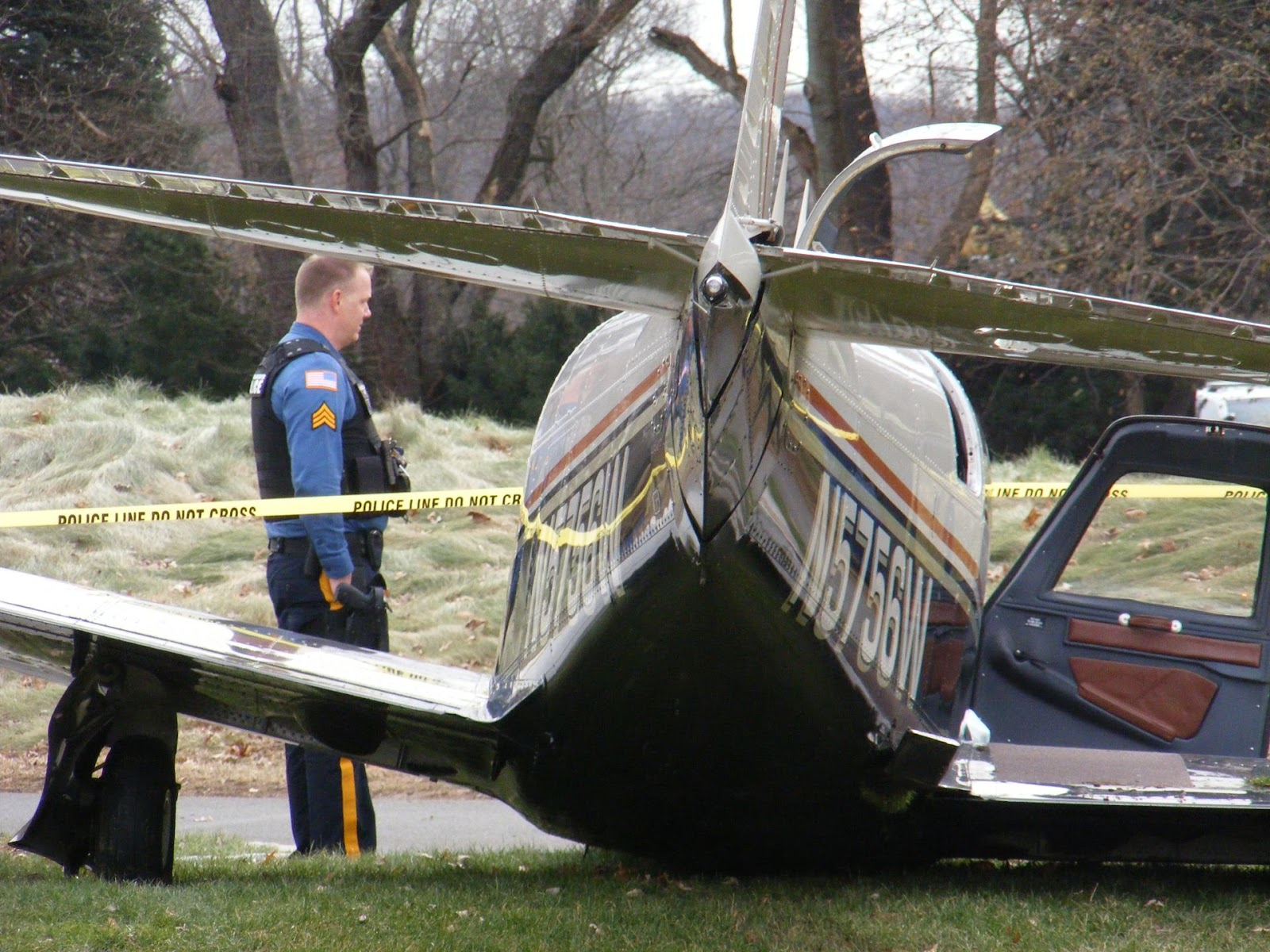 Kathryn's Report: Mooney M20K 231, N5756W: Accident occurred