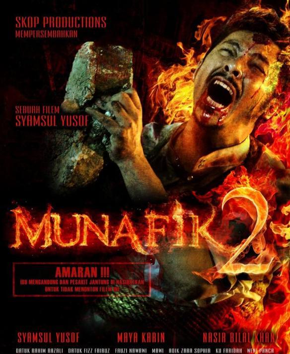 MOVIE REVIEW : MUNAFIK 2