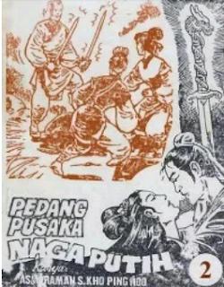 Cersil karya Kho Ping Hoo Serial Jago Pedang Tak Bernama