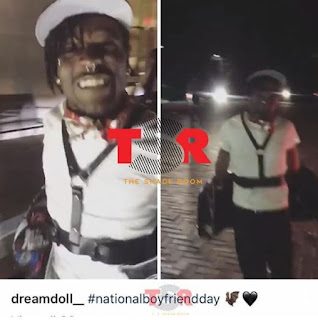 Dream Doll National Boyfriend Day Lil Uzi Vert