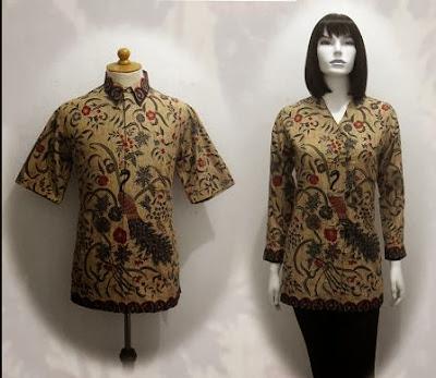 Batik Keris Line