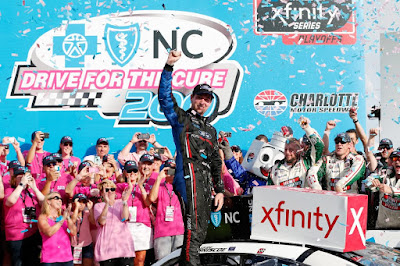 Chase Briscoe – 2018 NXS Charlotte Roval Race Report - #NASCAR