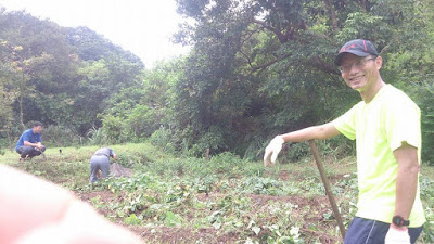 O2O縮時攝影-Weekday一日農夫