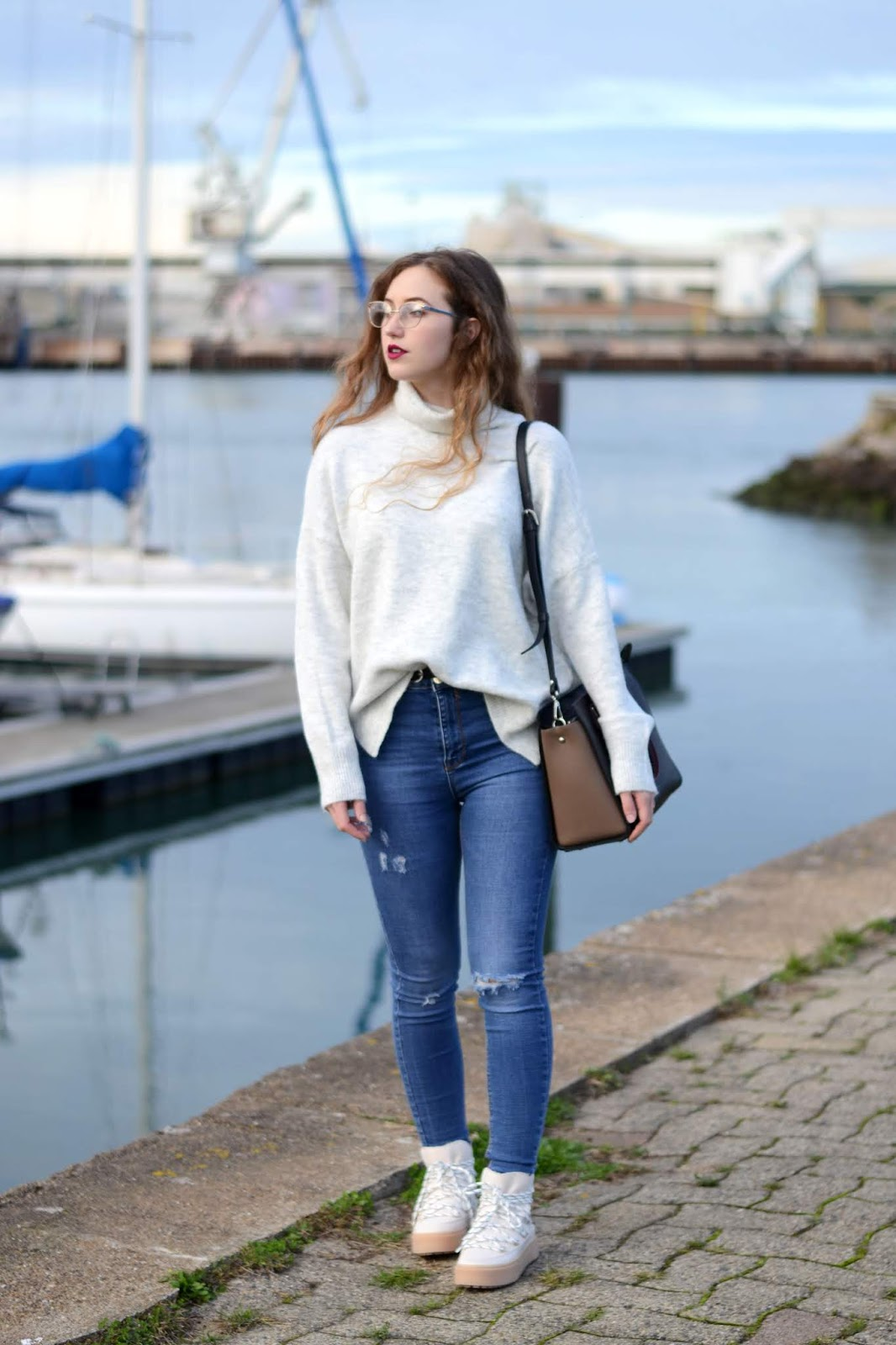 Boots & Gros Pull