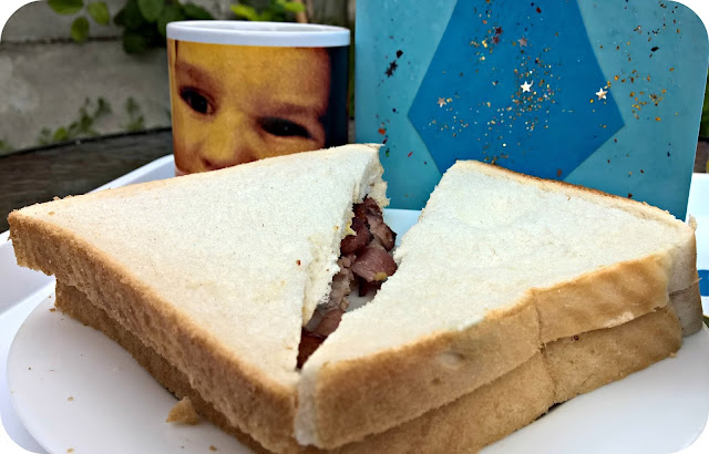 The Perfect Bacon Sandwich for Father's Day Roberts Bakery bread