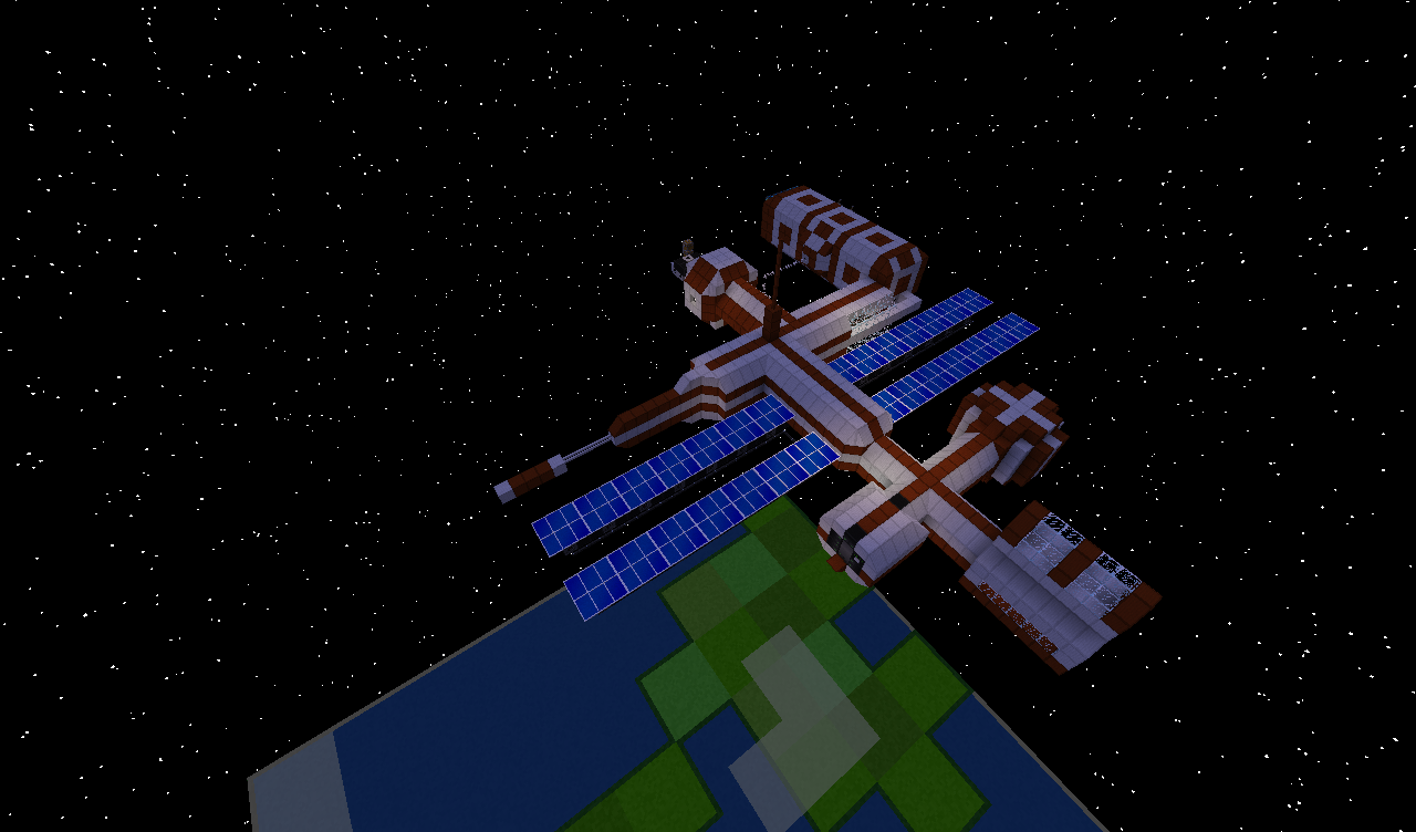 galacticraft space station - photo #19