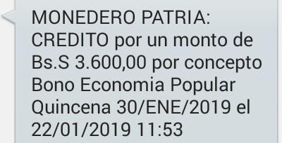 """Cronograma monto y fecha para cobrar el """"Bono de Economía Popular"""" (TRABAJADORES INDEPENDIENTES)"""